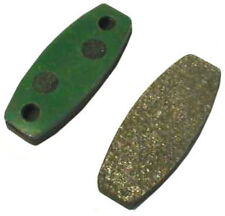 NEW MCP KARTING BRAKE PADS,650,650EP,650M,1125 CALIPERS W/ ALUMINUM ROTORS,GREEN
