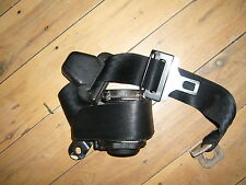 FORD FALCON EF EL NF NL DL  LEFT REAR SEAT BELT BLACK VGC XR6 XR8 TICKFORD