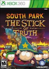 SOUTH PARK THE STICK OF TRUTH XBOX 360 NEW! EPIC QUEST CARTMAN, KYLE, STAN, FUN!
