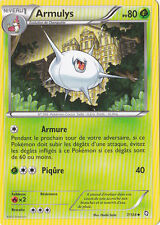 Armulys-Noir & Blanc- Dragons Exaltés - 7/124 -Carte Pokemon Française Neuve