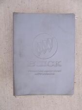 1989 Buick LeSabre Car Owner Manual Sound System Driving Care Features Auto  R