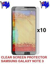 10X ULTRA CLEAR SCREEN PROTECTOR COVER FILM FOR SAMSUNG GALAXY NOTE III 3