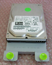 Sun Microsystems 80GB 7200RPM SATA Hard Drive w/T1000 Bracket 541-1428 390-0303