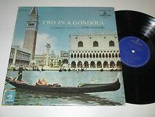 LP/TWO IN A GONDOLA/DINO OLIVIERI/Odeon MOFB-02 made in Brasil /MEGARAR