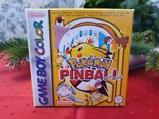 Pokemon Pinball Game Boy Color GBC Custom English