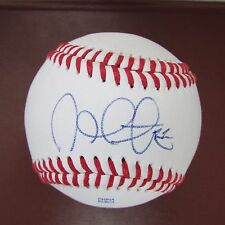 Nick Martinez Signed Ball Auto, Texas Rangers Autograph Baseball