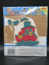 Vintage Betty Crocker Candy Icing Cake Decoration Steam Boat
