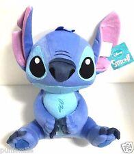 "New Disney Lilo & Stitch Blue Plush Stuffed 12"" Animal Alien Doll Soft Toy Gift"