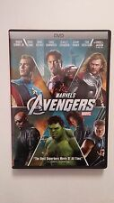 MARVEL The Avengers DVD English 2012 GOOD CONDITION