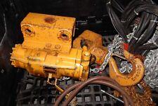 Ingersoll Rand Ir 6 Ton 12000 Lb Pneumatic Air Chain Hoist Hl6000k 2c Hl6000k2c
