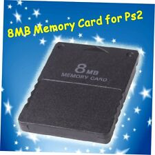 New 8MB 8M 8 MB Memory Card for PS2 Playstation 2 PS 2 KJ