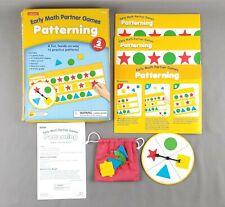 Lakeshore Learning Early Math Partner Games Patterning Preschool & Kindergarten