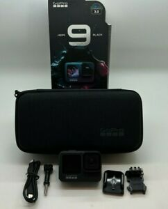 GoPro Hero 9 Black 5k action camera - Boxed, used once!