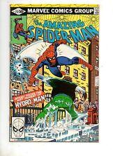 Amazing Spider-Man #212 VF/NM 9.0 1ST APP/ORIGIN HYDRO-MAN! MOVIE BOOK 1981 252