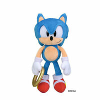 Sonic the Hedgehog Outing Plush Doll Classic Sonic SEGA Sonic 1 Gotta Go Fast