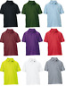 Kids Polo Shirt Childrens School Top PE Tee T Boys Girls Classic Poloshirt