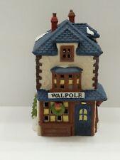 "Dept. 56 Dickens Village Series ""Walpole Tailors"" # 5926-9 Retired In Box"