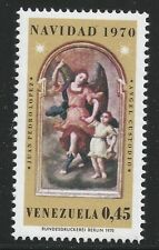 Venezuela Scott #987, Single 1970 Complete Set FVF MH