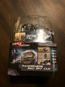 Spy Gear Panosphere 360 Spy Cam - Brand New