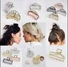Metal Stylish Hair Claw Women's Hair Clips Hair Accessories