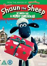 Shaun The Sheep - We Wish Ewe A Merry Christmas [DVD] [2018], , New, DVD
