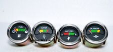 MF Massey Ferguson 265 , 285 Tractor Gauges Kit  Temp - Oil- Fuel - Amp