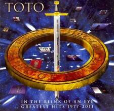 TOTO - IN THE BLINK OF AN EYE: GREATEST HITS 1977-2011 NEW CD
