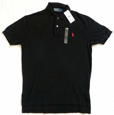 Ralph Lauren Fitted Casual Polo Neck Tops for Men