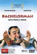 VERY GOOD DVD BACHELORMAN ROMANTIC COMEDY DAVID DELUISE*