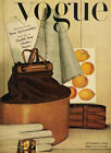 1943 Vogue Fashion New Clothes Accessories Cover Vintage Poster Repro FREE SH