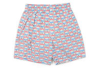 HUF Men's F*** It Boxers in White
