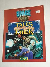 GDW Frank Chadwick Space 1989 TALES FROM THE ETHER SC Softcover