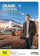 Grand Designs Australia Series SEASON 5 : NEW DVD