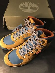THE HUNDREDS X TIMBERLAND WEST COAST TRAILS BOOTS SHOES US 13 AUTHENTIC