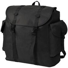 vidaXL Mochila Militar Impermeable Capacidad 40 L Colores Negro/Verde/Camuflaje
