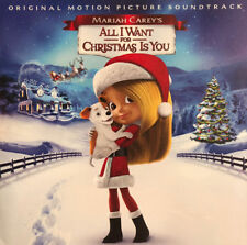 Mariah Carey - All I Want For Christmas Is You Movie Soundtrack CD Holiday Album