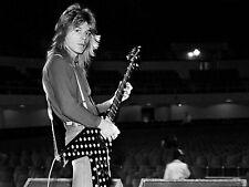 "🔥 Guitar Legend RANDY RHOADS  8x10"" photo Blizzard of Oz 🔥"
