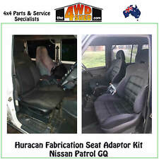 Seat Adaptor Kit suit Nissan Patrol GQ Y60 to fit with Ford Seats BA BF FG