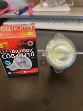10x Amitex 4W Warm White3000K COB LED GU10 Bulbs Lamps Downlights Dichroic A+