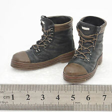 XB28-29 1/6 Scale HOT Male Boots (hollow) TOYS