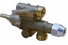 ACK-S22-O ACK S22 PEL FFD Safety Gas Valve – Horizontal Outlet