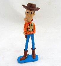 Woody Sheriff Cowboy Toy Story Pixar Disney PVC Figure Figurine Cake Topper