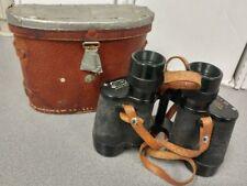 Vintage Stellar Famous Precision 6x30 Binoculars Yo No. 65078 (393 at 1000 yds)