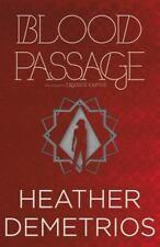 Blood Passage (Paperback or Softback)