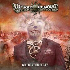 VICIOUS RUMORS - CELEBRATION DECAY CD ALBUM NEW (21ST AUG) PHD