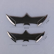 2017 Justice League Batman Dart Batarangs Cosplay Metal Signs Batman Dart Toy