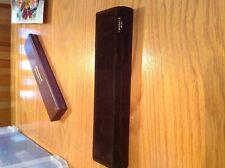 Vintage Lassale Seiko Señoras Reloj con caja de presentación Batería Nueva Perfecto.