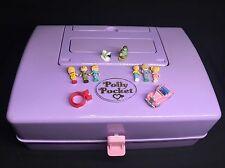 Polly Pocket Mini 💛  1989 - Jewel Case Play-set