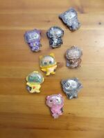 8 Cadbury Freddo Frog Space Range Treasure Toys! All The Gang