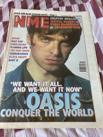 NME New Musical Express Music Magazine 17th February 1996 Oasis